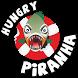 Hungry Piranha by Jakub Rosina