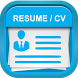 Smart Resume Builder / CV Free by Nithra