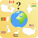 Geography Trivia Mega by Ralph DMello