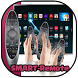 Smart Remote Control for TV by Rodax inc