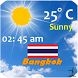 Bangkok Weather by Smart Apps Android