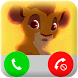 Fake Call From Lion Kion by Curva For Call