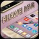 Theme for Huawei Nova by Featuredtheme