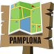 Pamplona Map by Mappopolis