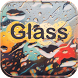 Glass Rain Theme rain drop by Wonderful DIY Studio