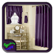 Basement Window Curtain by Syclonapps