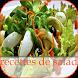 Recettes de salade by App Mobile2