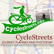 CycleStreets journey planner by CycleStreets Ltd