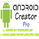Android Creator Pro: Web2Apk
