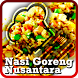 Aneka Nasi Goreng Nusantara by BIDURISEPAH