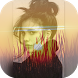 Square Blend Pic Collage-Sunset photo editor by riki