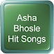 Asha Bhosle Hit Songs by Hit Songs Apps