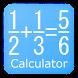 Fraction Calculator by Noriyuki Yagi