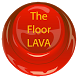 Best The Floor is Lava Button by HUY OTC