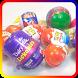 Surprise Toy Eggs