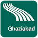 Ghaziabad Map offline by iniCall.com