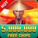 Asian Monk - Free Vegas Casino Slots Machines by Prestige Games Inc.