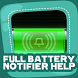 Full Battery Notifier Help