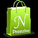 Nautica PrestaShop Mobile App by velsof