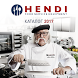HENDI RUS by AFB Studio