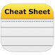 Wear Cheat Sheet / Notes by JoLoMo Software