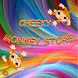 Cheeky Monkey Store - Swing By by Nicholas Gabriel