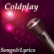 Coldplay Songs&Lyrics by MutuDeveloper