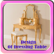 Dressing Table Design by AziChendra