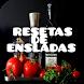 RESETAS DE ENSALADAS by Pocoyoapps