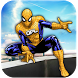 Grand Super Hero Spider Flying City Rescue Mission by Dolphin Games
