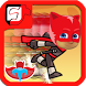PJ The Super Red Masks Run by Fairtech Game Developer