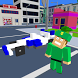 Blocky Racing: Undercover Agent by Reckless Racing Games
