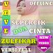 Veve Zulfikar - Sepercik Do'a Cinta Full Video Mp4 by Triloka