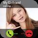 Fake Phone Caller ID Girls by KAniti