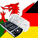 Welsh German Dictionary by Bede Products