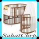 Modern Baby Cribs by SahatCorp