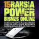 15 RAHSIA POWER BISNES ONLINE by azizan aziz