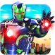 Grand Ninja Super Iron Hero Flying Rescue Mission by Dolphin Games