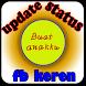 Update Status FB Keren 2018 by masterkeren
