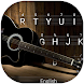 Guitar Love Song Theme&Emoji Keyboard by Cool Keyboard Theme Design