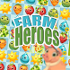 Guide Farm Heroes Saga 2 by Candys Kingdom