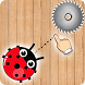 HELP THE BUG - Physics Puzzle by Mohamed Moner Mohamed