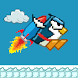 Pecky Flight: A Flappy Penguin by Pialoki