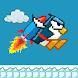 Pecky Flight: A Flappy Penguin by Pialoki