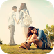 Ghost in Photo Maker Editor by Ramotion