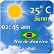 Tiempo Rio de Janeiro by Smart Apps Android