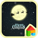 Santa coming to town 도돌런처 테마 by iconnect for Phone themeshop