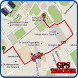 GPS Route and Shortest Path by AppoPixelDot
