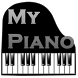 Real Piano Keyboard by Bhima Apps