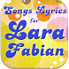 Songs for LARA FABIAN by Top Song Lyrics App